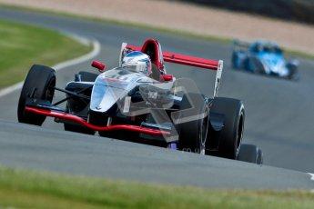 © Octane Photographic Ltd. 2012. Donington Park - General Test Day. Thursday 16th August 2012. Formula Renault BARC. Michael Epps - JWA-Avila. Digital Ref : 0458ce1d0132