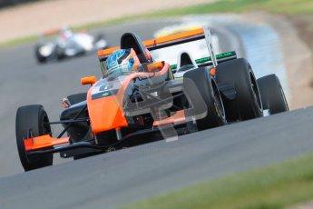 © Octane Photographic Ltd. 2012. Donington Park - General Test Day. Thursday 16th August 2012. Formula Renault BARC. Raoul Owens - Antel Motorsport. Digital Ref : 0458ce1d0310