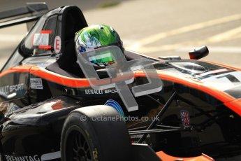 © Octane Photographic Ltd. 2012. Donington Park - General Test Day. Thursday 16th August 2012. Formula Renault BARC. Tom Oliphant - Antel Motorsport. Digital Ref : 0458lw7d0109