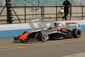© Octane Photographic Ltd. 2012. Donington Park - General Test Day. Thursday 16th August 2012. Formula Renault BARC. Henry Chart - Antel Motorsport. Digital Ref : 0458lw7d0144