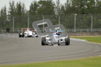 © Octane Photographic Ltd. 2012. Donington Park - General Test Day. Thursday 16th August 2012. Formula Renault BARC. Diego Menchaca - Fortec Motorsport. Digital Ref : 0458lw7d0167