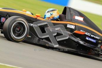 © Octane Photographic Ltd. 2012. Donington Park - General Test Day. Thursday 16th August 2012. Formula Renault BARC. Raoul Owens - Antel Motorsport. Digital Ref : 0458lw7d0205