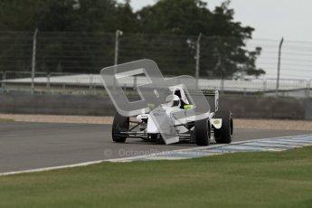 © Octane Photographic Ltd. 2012. Donington Park - General Test Day. Thursday 16th August 2012. Formula Renault BARC. David Wagner - MGR Motorsport. Digital Ref : 0458lw7d0311