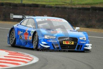 © Octane Photographic Ltd. 2012. DTM – Brands Hatch  - Friday Afternoon Practice. Digital Ref :
