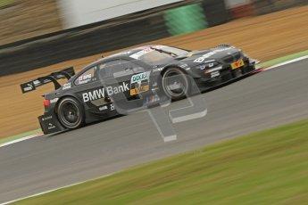 © Octane Photographic Ltd. 2012. DTM – Brands Hatch  - Friday Afternoon Practice. Bruno Spengler - BMW M3 DTM - BMW Team Schnitzer. Digital Ref :