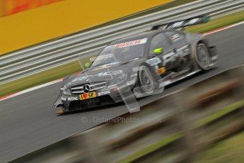 © Octane Photographic Ltd. 2012. DTM – Brands Hatch  - Friday Afternoon Practice. Digital Ref : 0341cb7d4014