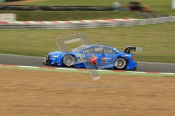 © Octane Photographic Ltd. 2012. DTM – Brands Hatch  - Friday Practice 1. Digital Ref : 0340cb7d2875