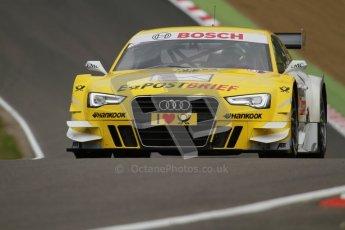 © Octane Photographic Ltd. 2012. DTM – Brands Hatch  - Friday Practice 1. Digital Ref : 0340lw7d9673