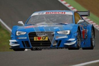 © Octane Photographic Ltd. 2012. DTM – Brands Hatch  - Friday Practice 1. Digital Ref : 0340lw7d9681