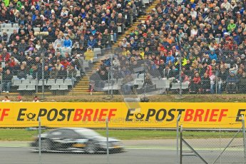 © Octane Photographic Ltd. 2012. DTM – Brands Hatch  - Race. Sunday 20th May 2012. Gary Paffett thrills his home fans - Mercedes AMG C-Coupe - Thomas Sabo Mercedes AMG. Digital Ref :