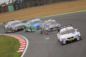 © Octane Photographic Ltd. 2012. DTM – Brands Hatch  - Race. Sunday 20th May 2012. Digital Ref :