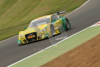 © Octane Photographic Ltd. 2012. DTM – Brands Hatch  - Race. Sunday 20th May 2012. Mike Rockenfeller - Audi A5 DTM - Audi Sport Team Phoenix. Digital Ref :