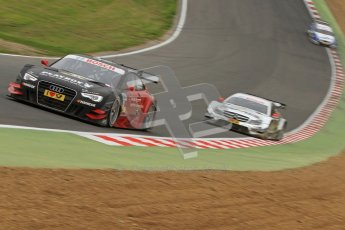 © Octane Photographic Ltd. 2012. DTM – Brands Hatch  - Race. Sunday 20th May 2012. Edoardo Mortara - Playboy Audi A5 DTM - Audi Sport Team Rosberg. Digital Ref :