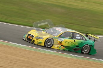 © Octane Photographic Ltd. 2012. DTM – Brands Hatch  - DTM Taxi ride - Reuter. Sunday 20th May 2012. Digital Ref : 0348cb7d5515
