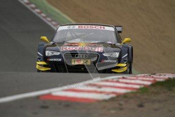 © Octane Photographic Ltd. 2012. DTM – Brands Hatch  - DTM Warm up session. Sunday 20th May 2012. Digital Ref : 0347lw7d4983