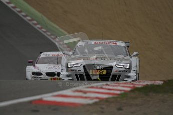 © Octane Photographic Ltd. 2012. DTM – Brands Hatch  - DTM Warm up session. Sunday 20th May 2012. Digital Ref : 0347lw7d5008