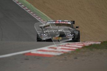 © Octane Photographic Ltd. 2012. DTM – Brands Hatch  - DTM Warm up session. Sunday 20th May 2012. Bruno Spengler - BMW M3 DTM - BMW Team Schnitzer. Digital Ref : 0347lw7d5018