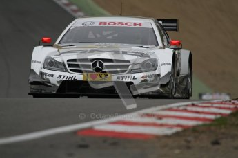 © Octane Photographic Ltd. 2012. DTM – Brands Hatch  - DTM Warm up session. Sunday 20th May 2012. Digital Ref : 0347lw7d5040
