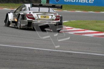 © Octane Photographic Ltd. 2012. DTM – Brands Hatch  - DTM Warm up session. Sunday 20th May 2012. Digital Ref : 0347lw7d5067