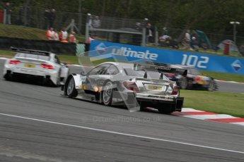 © Octane Photographic Ltd. 2012. DTM – Brands Hatch  - DTM Warm up session. Sunday 20th May 2012. Digital Ref : 0347lw7d5169