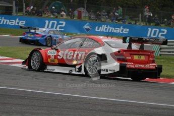 © Octane Photographic Ltd. 2012. DTM – Brands Hatch  - DTM Warm up session. Sunday 20th May 2012. Digital Ref : 0347lw7d5262