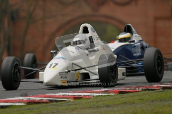 © 2012 Octane Photographic Ltd. Saturday 7th April. Dunlop MSA Formula Ford - Race 1. Digital Ref : 0282lw1d3255