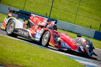 © Octane Photographic Ltd/ Chris Enion. European Le Mans Series. ELMS 6 Hours at Donington Park. Sunday 15th July 2012. Digital Ref: 409ce1d0015