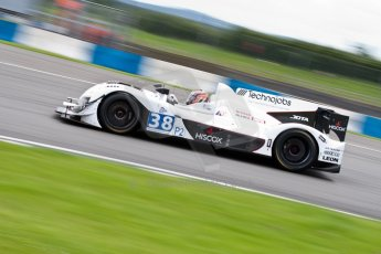 © Octane Photographic Ltd/ Chris Enion. European Le Mans Series. ELMS 6 Hours at Donington Park. Sunday 15th July 2012. Digital Ref: 409ce1d0016-2