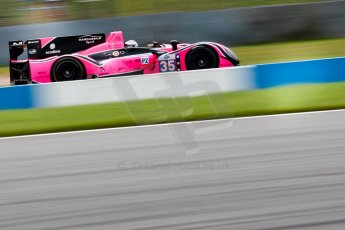 © Octane Photographic Ltd/ Chris Enion. European Le Mans Series. ELMS 6 Hours at Donington Park. Sunday 15th July 2012. Digital Ref: 409ce1d0116