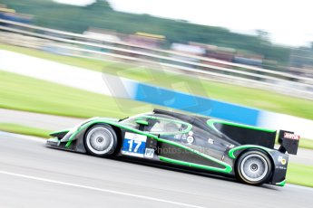 © Octane Photographic Ltd/ Chris Enion. European Le Mans Series. ELMS 6 Hours at Donington Park. Sunday 15th July 2012. Digital Ref: 409ce1d0164