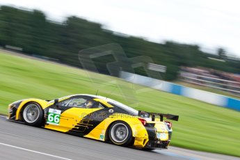 © Octane Photographic Ltd/ Chris Enion. European Le Mans Series. ELMS 6 Hours at Donington Park. Sunday 15th July 2012. Digital Ref: 409ce1d0179