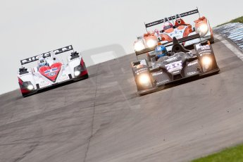 © Octane Photographic Ltd/ Chris Enion. European Le Mans Series. ELMS 6 Hours at Donington Park. Sunday 15th July 2012. Digital Ref: 409ce1d0660