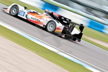 © Octane Photographic Ltd/ Chris Enion. European Le Mans Series. ELMS 6 Hours at Donington Park. Sunday 15th July 2012. Digital Ref: 409ce1d0775