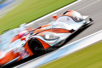 © Octane Photographic Ltd/ Chris Enion. European Le Mans Series. ELMS 6 Hours at Donington Park. Sunday 15th July 2012. Digital Ref: 409ce1d0951