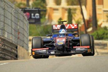 © Octane Photographic Ltd. 2012. F1 Monte Carlo - GP2 Practice 1. Thursday  24th May 2012. Jolyon Palmer - iSport International. Digital Ref : 0353cb1d0605