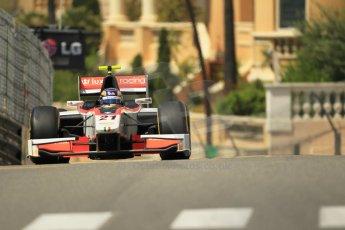© Octane Photographic Ltd. 2012. F1 Monte Carlo - GP2 Practice 1. Thursday  24th May 2012. Tom Dillman - Rapax. Digital Ref : 0353cb1d0654