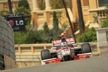 © Octane Photographic Ltd. 2012. F1 Monte Carlo - GP2 Practice 1. Thursday  24th May 2012. Ricardo Teixeira - Rapax. Digital Ref : 0353cb1d0721