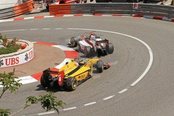 © Octane Photographic Ltd. 2012. F1 Monte Carlo - GP2 Practice 1. Thursday  24th May 2012. Felipe Nasr - DAMS. Digital Ref : 0353cb7d7744
