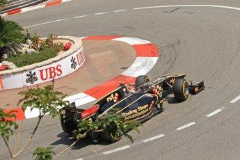 © Octane Photographic Ltd. 2012. F1 Monte Carlo - GP2 Practice 1. Thursday  24th May 2012. James Calado - Lotus GP. Digital Ref : 0353cb7d7746