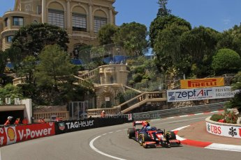 © Octane Photographic Ltd. 2012. F1 Monte Carlo - GP2 Practice 1. Thursday  24th May 2012. Jolyon Palmer - iSport International. Digital Ref : 0353cb7d7971