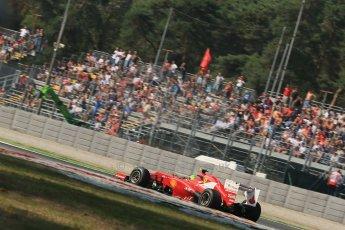 © 2012 Octane Photographic Ltd. Italian GP Monza - Friday 7th September 2012 - F1 Practice 1. Ferrari F2012 - Felipe Massa. Digital Ref : 0505lw1d9218