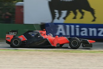 © 2012 Octane Photographic Ltd. Italian GP Monza - Saturday 8th September 2012 - F1 Practice 3. Marussia MR01 - Timo Glock. Digital Ref :