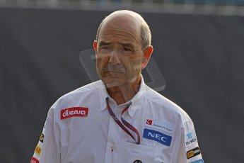 © 2012 Octane Photographic Ltd. Italian GP Monza - Saturday 8th September 2012 - F1 Paddock. Peter Sauber. Digital Ref :