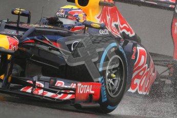 © 2012 Octane Photographic Ltd. Belgian GP Spa - Friday 31st August 2012 - F1 Practice 1. Red Bull RB8 - Mark Webber. Digital Ref : 0481lw7d2440