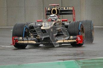 © 2012 Octane Photographic Ltd. Belgian GP Spa - Friday 31st August 2012 - F1 Practice 1. Lotus E20 - Kimi Raikkonen. Digital Ref : 0481lw7d2648