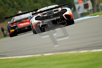 © Chris Enion/Octane Photographic Ltd 2012. FIA GT1 Championship, Donington Park, Sunday 30th September 2012. Digital Ref : 0533ce7d0838