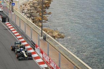 © Octane Photographic Ltd. 2012. F1 Monte Carlo - Practice 2. Thursday 24th May 2012. Vitaly Petrov - Caterham. Digital Ref : 0352cb1d5958