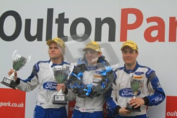 © 2012 Octane Photographic Ltd. Monday 9th April. Formula Ford - Race 1 - Podium . Digital Ref : 0285lw7d9697