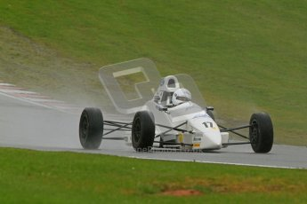 © 2012 Octane Photographic Ltd. Monday 9th April. Formula Ford - Race 2 . George Blundell - Mygale SJ10. Digital Ref : 0287lw7d4060