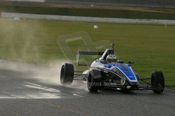 World © Octane Photographic Ltd. Formula Ford Sampler Day – Silverstone December 15th 2012. Digital Ref :